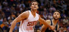Kris Humphries - Tiago Splitter - Atlanta Hawks - Phoenix Suns