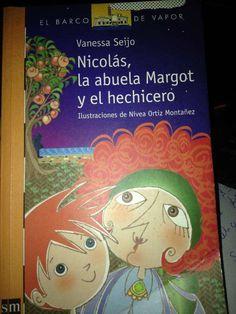 Nicolás, la abuela margot y el hechicero