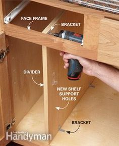 www.familyhandyman.com Easy DIY prevent breaks, cleaning, organizing, updating and repairs for every room/area of the house and outdoors.  Best website I've found on Pinterest!