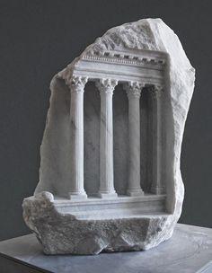 Matthew Simmonds - escultura, arquitectura, talla