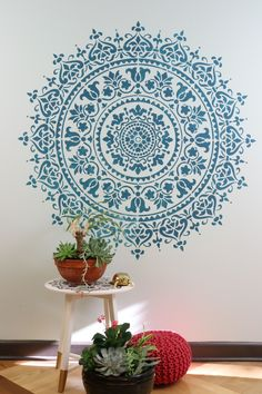 430 best decorating with mandala stencils images in 2019 mandala rh pinterest com