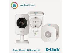 D-Link Smart Home starter Kit - Komplett.no