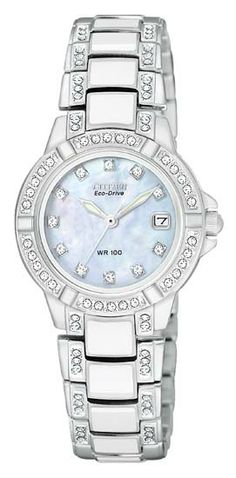 Citizen Ladies Citizen Normandie Eco-Drive Watch - EW0950-58D  RRP: £229.00 Online price: £183.00 You Save: £46.00 (20%)  www.lingraywatches.co.uk