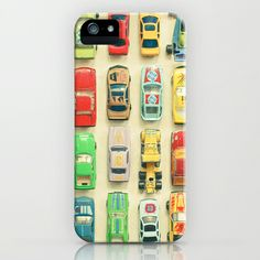 Car Park iPhone & iPod Case by Cassia Beck - $35.00