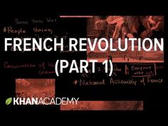 Great overview of the French Revolution.