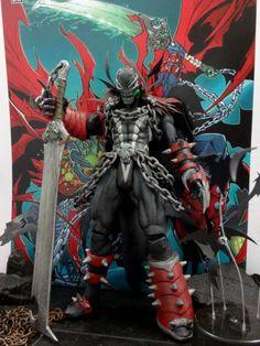 Jonboy Spawn Custom Action Figure
