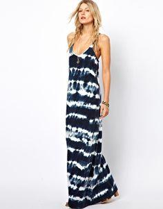 Image 1 - Denim & Supply By Ralph Lauren - Maxi robe à effet tie-dye