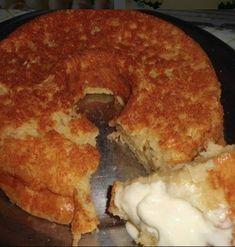 Pão de queijo de forma . AS MELHORES RECEITAS DE MARÇO- 2018: 1 - 101 RECEITAS LOW CARB (FITNESS) 2 - PUDIM DE LIMÃO (SEM FORNO) 3 - 101 RECEITAS 0 CARBOIDRATOS - TURBINE SUA DIETA 4 - PUDIM CAIPIRA 5 - DOCE DE LEITE CASEIRO Ingredientes: 3 ovos 1/2 xícara de leite 1/2 xícara de óleo 1 xícara de queijo parmesão ralado 250 gramas de polvilho doce sal orégano 1 colher de pó-royal . Modo de Preparo: Bata tudo no liquidificador. Asse em forma untada e polvilhada com farinha de rosca e queijo…