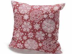 Fodera copri cuscino in stoffa stampata cm 40 x 40 H Imbottitura esclusa