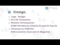 Whitefont Technologies is a chennai based Leading IT Consulting Company engaged in Web Application Development using Dot Net, PHP and Java Technologies.Website Design and Development using Wordpress, Joomla, Drupal & Typo3 CMS and 2D & 3D Animation, Mobile Applications using iOS and Android Technologies & Digital Marketing using SEO,SMO and PPC Strategies.