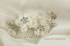 Wedding Bridal Hair Comb wedding Hair Wedding Accesories