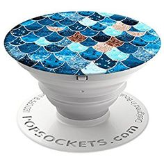 Amazon.com: PopSockets: Expanding Stand and Grip for Smartphones and Tablets - Really Mermaid: Cell Phones & Accessories
