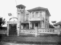 Colégio Atheneu Ruy Barbosa - Penha - 1927