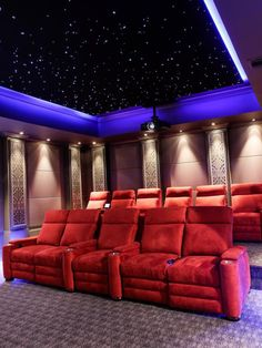 The experts at HGTV.com share tips for home theaters, including seating and renovation ideas.