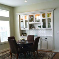 Httpsipinimg236X8D9A5C8D9A5Cf4D9Db2A6 Entrancing Built In Dining Room Hutch Inspiration Design