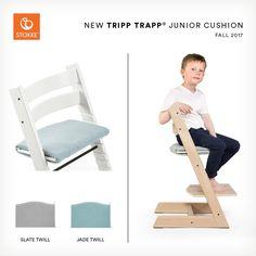 Stokke Tripp Trapp Junior Kussen Jade Twill