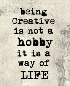 Not a HobbyYou can find Creativity quotes and more on our website.Not a Hobby Words Quotes, Wise Words, Me Quotes, Motivational Quotes, Inspirational Quotes, Quotes On Art, Paint Quotes, Art Sayings, Quote Art