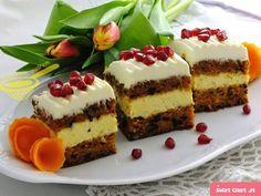 """""""Wypasione"""" ciasto marchewkowe"""