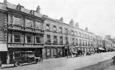 The Bell Hotel, including the remaining Old Bell, Southgate St Gloucester, Louvre, England, Street View, Vacation, History, Places, Travel, Vacations