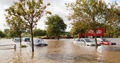 Swedish floods hit day two as rain continues #poisonedweather