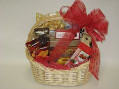 Everything's sweet Gift Basket.....how sweet it is!