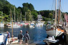 Deux semaines en Bretagne : le Finistère à vélo - Blog voyage Houses In France, Best Start, Brittany, Journey, Europe, Australia, Tours, Explore, World