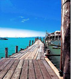 Romantische Abendessen, Fisherman's Village, Hua Thanon, Koh Samui, Chaweng Beach, Bophut Beach, Insel, Reise, Thailands Süden