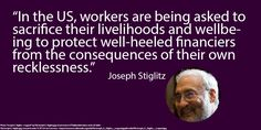 "From ""Fed Up with the Fed"" by Joseph E. Stiglitz"