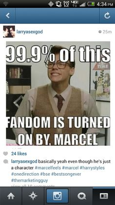 I am within that 99.9% of the fandom and i am PROUD!!