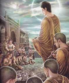 Process of Perception as Described by the Buddha. Proto Buddhism - The Original Teachings of the Buddha By Venerable Dr. Gautama Buddha, Buddha Buddhism, Tibetan Buddhism, Buddha Kunst, Buddha Art, Buddha Lotus, Nirvana, Reiki, Composition Painting