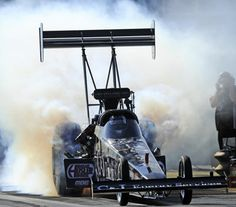 What is the typical schedule for the NHRA Mello Yellow Series?