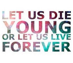 forever young lyric by alphaville: