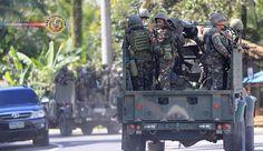 Terroristas destroem e queimam igreja católica nas Filipinas. Violentos conflitos entre jihadistas e as tropas do governo tomaram o sul das Filipinas desde