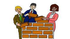 Team Building Team Work Training Corporate Business Management Education Effective Communication Skills, Work Train, Problem Solving Skills, Great Team, Corporate Business, Business Management, Team Building, Teamwork, Education