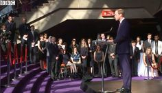 Here the Arc is being used by Prince William during his visit to the Sydney Opera House, in 2014. www.procson.com.au