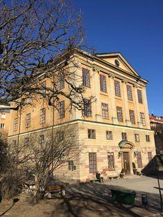 Fredrikshovs Slotts Skola - Stockholm, Sweden  #Stockholm #Sweden #Sverige