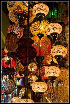 Mihaita Preda, Grand Bazaar, Istanbul
