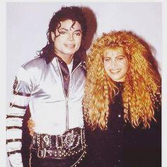 Michael Jackson and Taylor Dayne Taylor Dayne, Jackson Family, Jackson 5, Mj Bad, Michael Jackson Bad Era, Music Pics, 80s Music, Rock Music, Music Videos