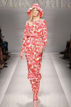 #MaxMara Milano Fashion Week primavera/estate 2015 | #MFW14 #SS15 #fashionshow #newcollection