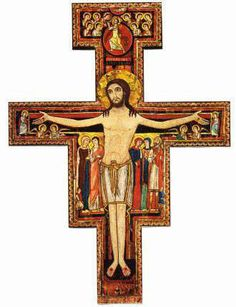 St Damiano | the cross that spoke to st francis of assisi the san damiano cross can ...