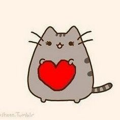 Channel, Pusheen, Art Pieces, Clip Art, Drawings, Mini, Cute, Crafts, Fictional Characters
