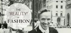 Kerry's Habitat: The Reality of 'Fashion'
