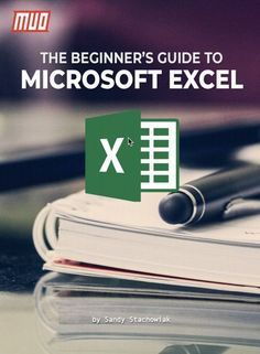 This guide to Excel is for those who have never used it before, are struggling with it as a beginner, or just want the basics to then learn it on their own. Computer Lessons, Computer Help, Computer Programming, Computer Tips, Computer Projects, Computer Technology, Energy Technology, Technology Gadgets, Computer Keyboard