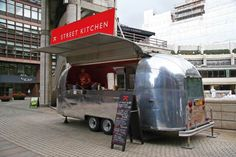 Some of London's best street food - can't wait to try it all!