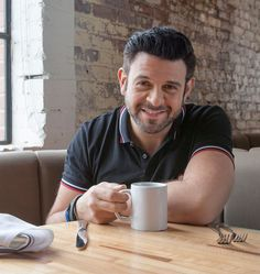 We asked food host Adam Richman, whose new show, Secret Eats, airs on the Travel Channel, what his latest projects are and how he manages to stay in shape.