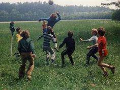 Ball- und Rasenspiele