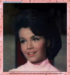 Gorgeous photo of Annette....
