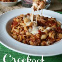 Crockpot Lasagna Soup