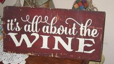 it's all about the Wine.......... primitive by hilltopprims