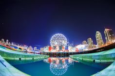 Science World  Vancouver Canada